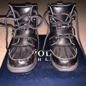 Kids Ralph Lauren Colbey Boot
